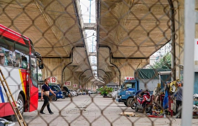 Parking lots still a pressing problem for Hà Nội