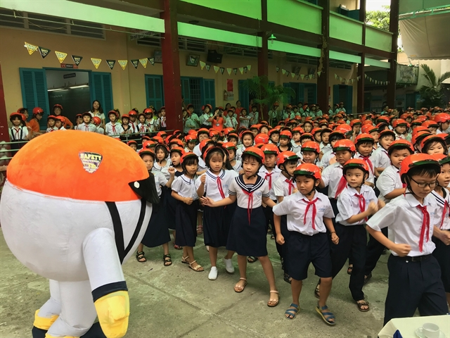 HCM City to hire more teachers staff for 2020-21 academic year