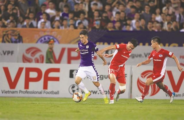 Injury crisis hobbles Hà Nôi FC