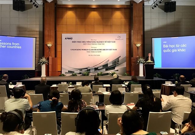 Dialogue discusses innovative pharmaceutical potentials in Việt Nam