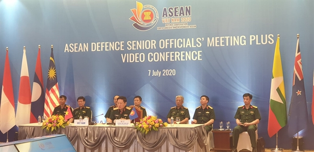 Việt Nam stresses co-operation against pandemic at ADSOM