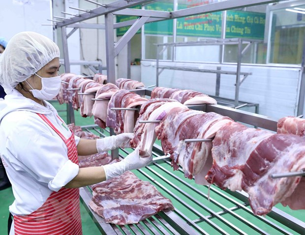 Shares of husbandry companies soar on rising profits