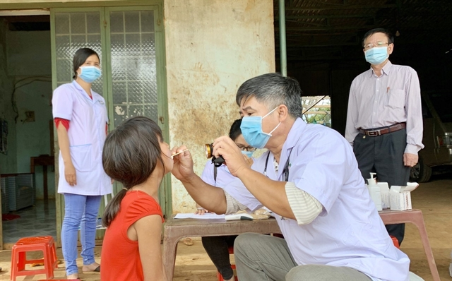 Gia Lai records three more diphtheria patients amid outbreak in Central Highlands