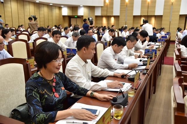 Hà Nội Peoples Council approves resolutions on land development