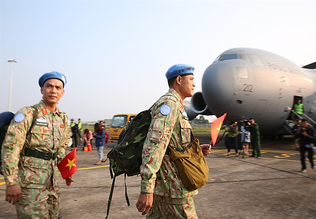 Việt Nam joins UNSC open debate on peace operation human rights