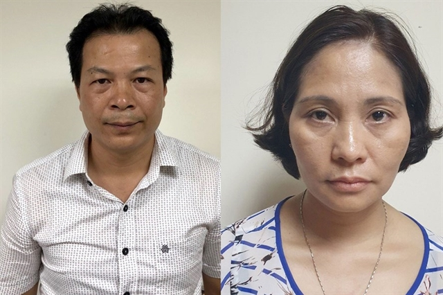 Legal proceedings launched against two more Hà Nội CDC officials