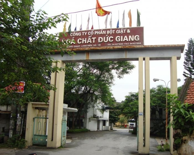 HoSE approves listing of Đức Giang Chemical