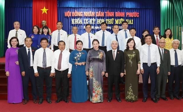 Bình Phước to promote socio-economic development