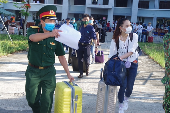 Two more COVID-19 patients recover hundreds of returnees complete quarantine