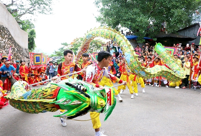 Bà chúa xứ Festival applies for UNESCO intangible cultural heritage status
