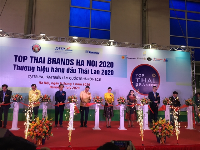Top Thai Brands 2020 reboots business connection between VN Thailand after pandemic