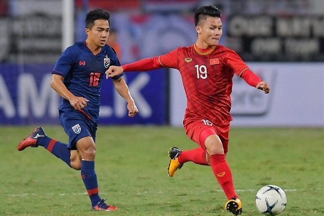 Midfielder Hải ranked among leading 500 players in the world