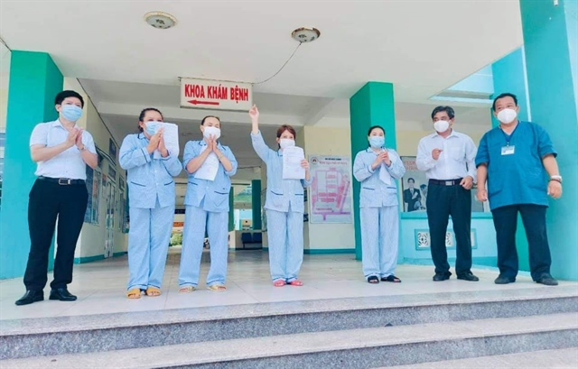 First four patients recover from new COVID-19 outbreak in Đà Nẵng