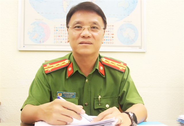 Hà Nội police improve the efficiency of fire prevention