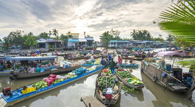 Cần Thơ City authorities efforts for economic revival