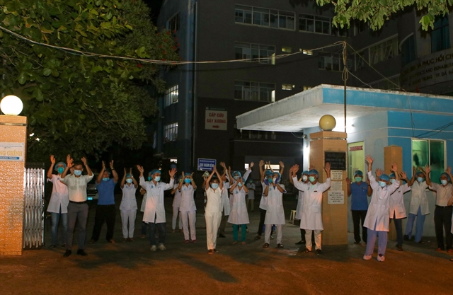 Hospital and residential area lockdown lifted in Đà Nẵng