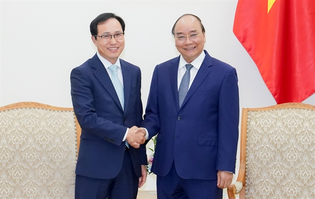 Samsung Vietnam to receive further support PM said