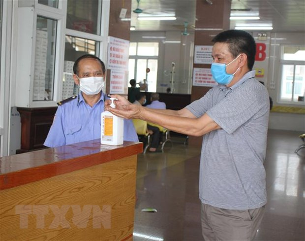 Medical establishments told to enhance COVID-19 prevention efforts