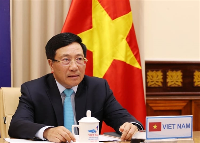Việt Nam calls for sanctions lifted humanitarian aid amid pandemic