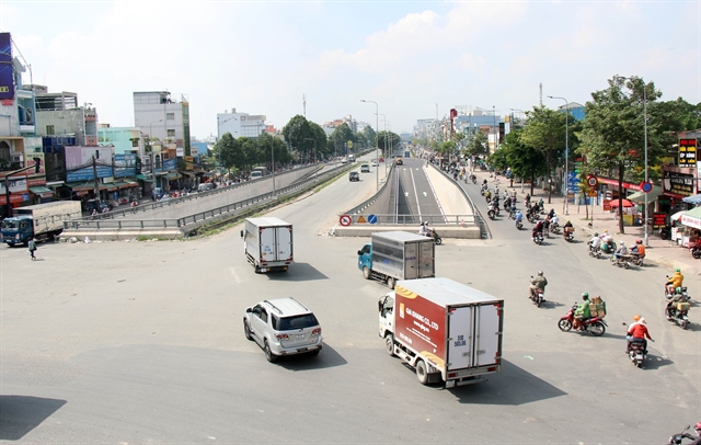 HCM City seeks more funds for traffic infrastructure development