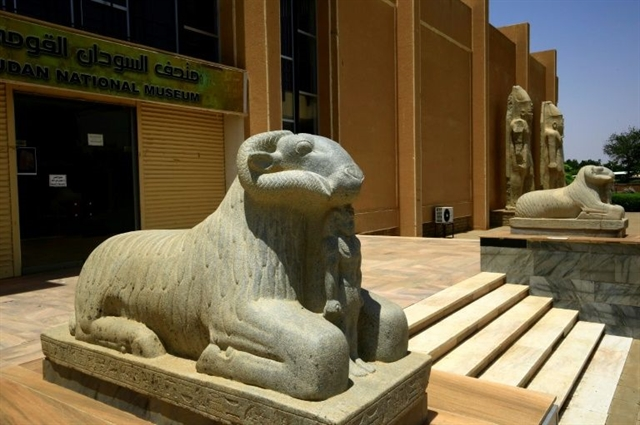 Rundown Sudan National Museum to get face-lift