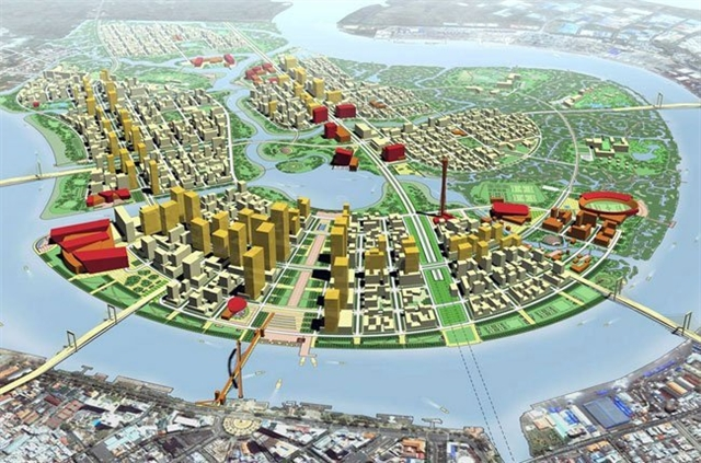 HCM Citys District 2 to become financial centre