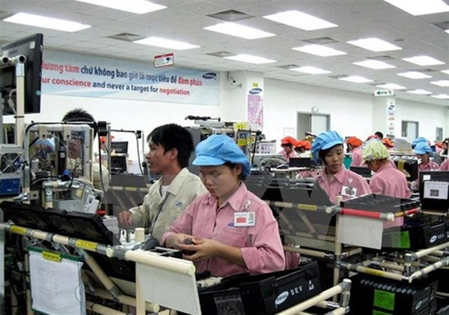 Samsung denies moving part of Việt Nam smartphone production to India