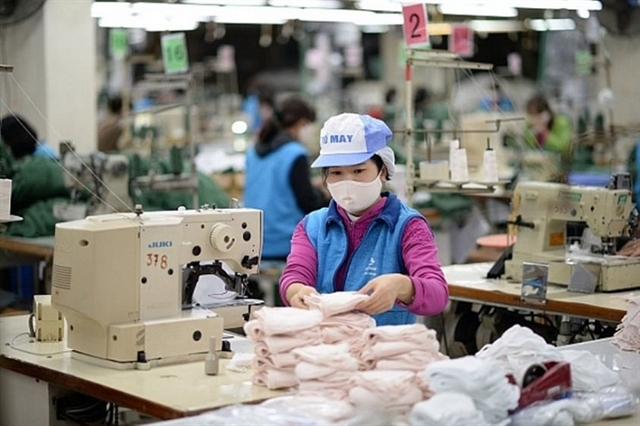 Textile and garment groups earnings plummet
