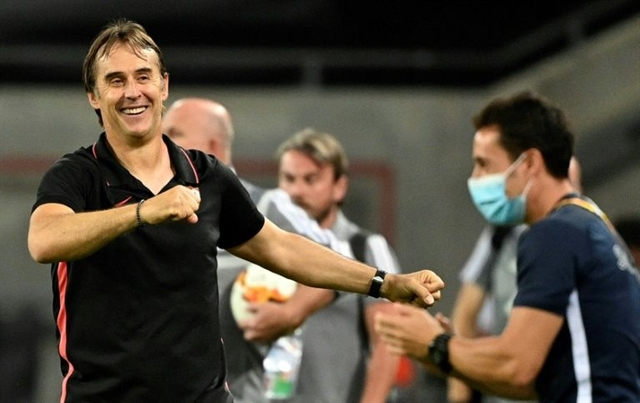 Discarded by Spain and Real Madrid Lopetegui finds salvation at Sevilla