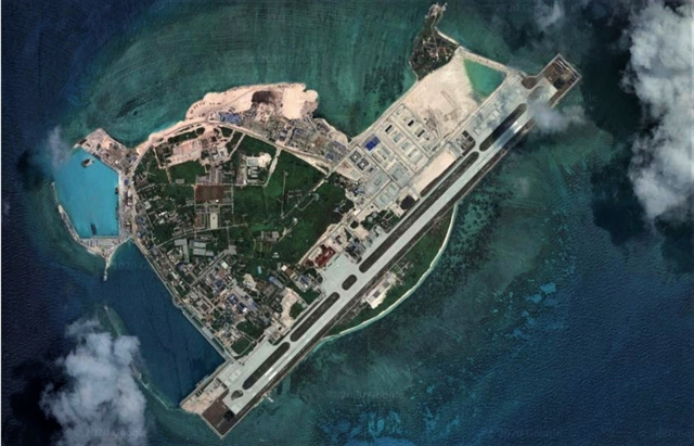 China deployment of weapons and bombers to South China Sea jeopardises peace stability: VN foreign ministry