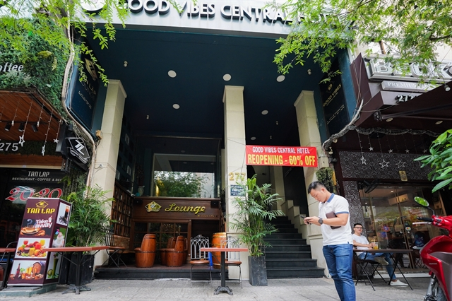 Many 3- 4-star hotels in HCM City on distress sale