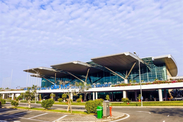 Ministry rejects demand for Cần Thơ Airport aviation logistics centre