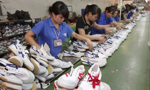 Footwear businesses adapt to pandemic