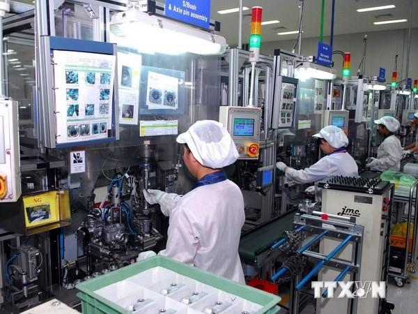 Saigon High Tech Park adjusts operations maintains mostjobsdespiteCOVID-19