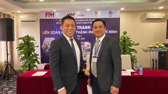 HCM City Hockey Federation established
