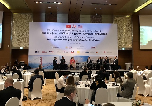 HCM City seeks investment from US businesses summit told