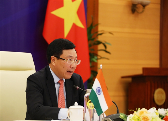 Việt Nam India hold 17th Joint Commissions meeting