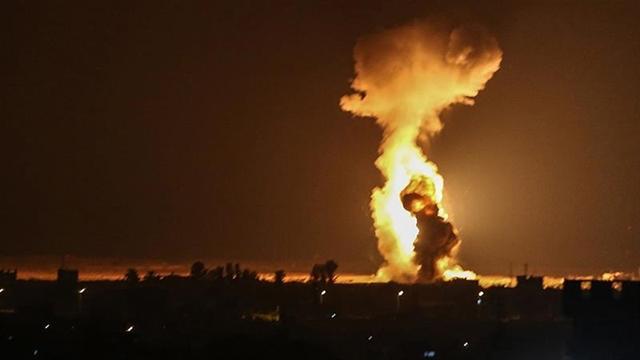 Qatar envoy arrives in Gaza seeking to ease Israel-Hamas conflict