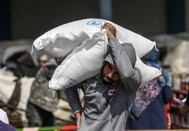 Việt Nam calls for increased humanitarian relief to Palestinians