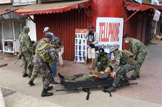 Việt Nam condemns terrorist bombings in Philippines