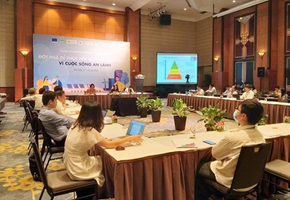 Việt Nam Renewable Energy Week 2020 underway