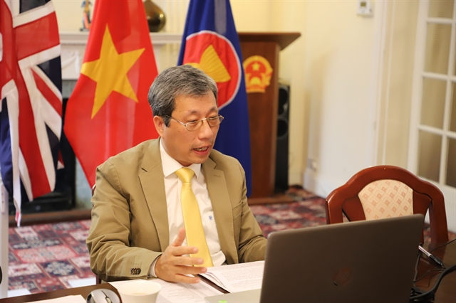 UK businesses seek cooperation opportunities in Việt Nam