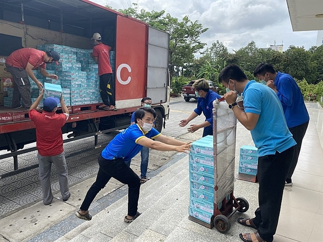 Nestlé provides 700000 products to help Đà Nẵng in COVID-19