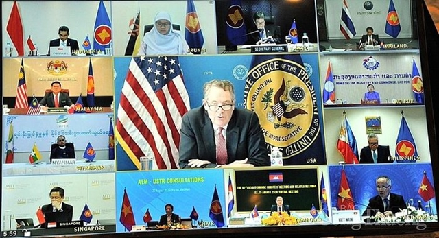 ASEAN US continue to foster economic engagement