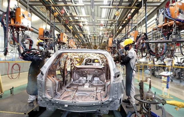 THACO boosts automobile exports to Myanmar