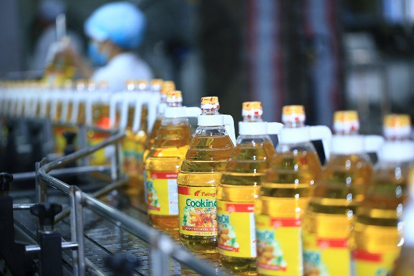 Cooking oil stock rockets 68% in nine days