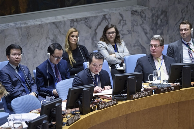 Việt Nam calls for secure unobstructed humanitarian access for Syria