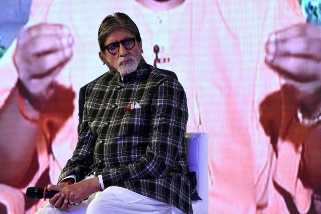 Bollywood star Bachchan discharged after catching coronavirus