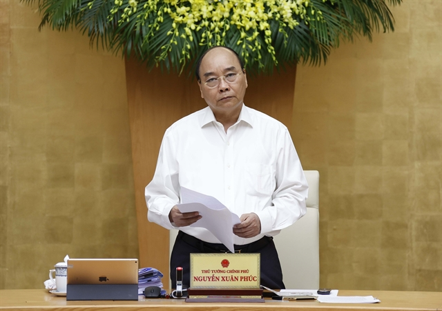 Việt Nam witnesses positive signs of economic recovery in July: Cabinet meeting