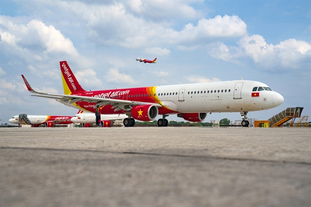 Vietjet offers half priced flights across Việt Nam